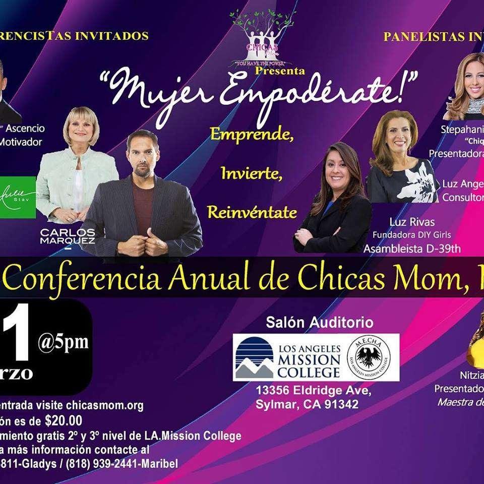 "III Conferencia Anual ""Mujer Empoderate"